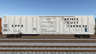R8 Reefer PCF 57 SPFE