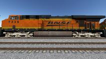 Run8 ES44DC