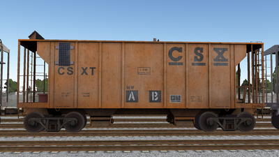 R8 BallastHopper PS2003 CSX01