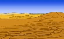 Theme Desert 03