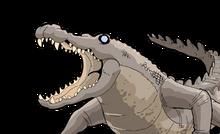 OVERPOWERED CROCODILE