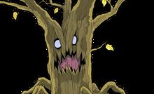 RUINED WALKING TREE