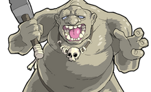 CONFOUNDED CAVE TROLL