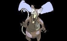 GIANT RAT HUSK
