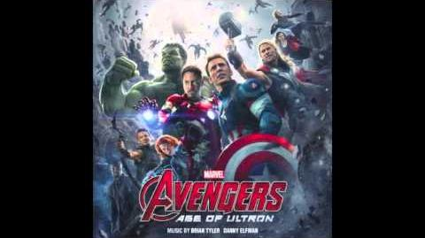 Theme of the Week 22 - The Avengers Theme (from Age of Ultron)
