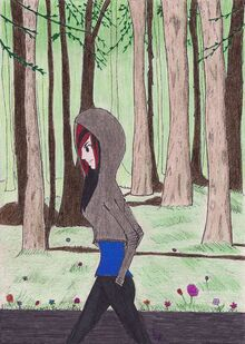 ''I Walk Alone, I Walk Alone''