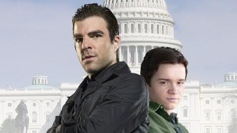 Sylar & Luke Go To D.C. - EXTENDED TRAILER