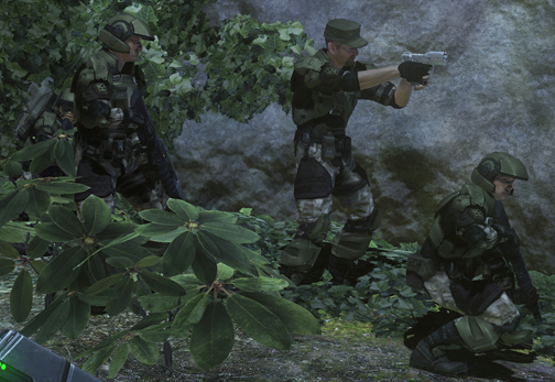File:HALO 3 UNSC MARINES by victortky.png