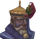 'Admiral' Wadud (Ports) chathead