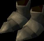 Sunstriker boots detail
