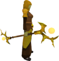 Golden Ahrim's staff equipped.png