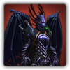 King Black Dragon outfit icon