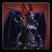 King Black Dragon outfit icon
