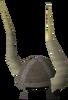 Archer helm detail