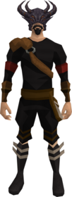 Helm of corruption (0 kills) equipped