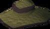 Moonclan hat detail