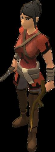 Ayleth Beaststalker