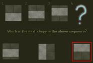 Barrows door puzzle 3