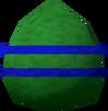 Easter egg (2007 Easter event, green) detail