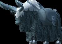 Pack yak (Familiarisation)