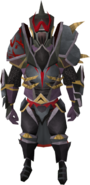 Behemoth armour equipped (male)