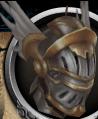 Defender of the Mind helmet chathead