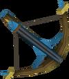Demon slayer crossbow detail