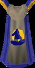 Magic cape detail