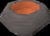 A stone bowl (full) detail
