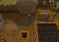 Emote clue Cheer Barbarian Agility course.png