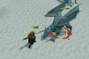 Killing frost dragons