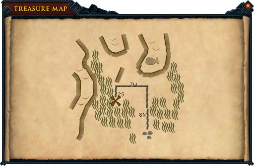 treasure trails guide maps runescape wiki fandom powered by wikia
