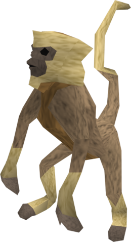 File:Monkey (tan and beige) pet.png