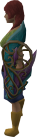 Attuned crystal ward equipped