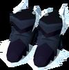 Ragefire boots detail
