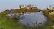 Baxtorian lake