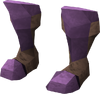Smith's boots (mithril) detail