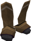 Chaos boots detail