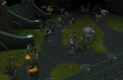 Battle at Guthix's Cave