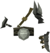Verac's brassard detail