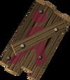 Raider shield detail