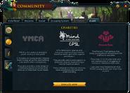 Community (Gielinorian Giving) interface 4