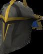 Warpriest of Saradomin helm detail