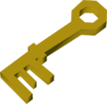 Chest key (Hazeel Cult) detail.png