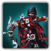 Assassin pack icon (male)
