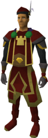 Lord marshal clothing (trousers) equipped