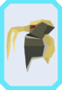 Thieving locust card (solo) detail