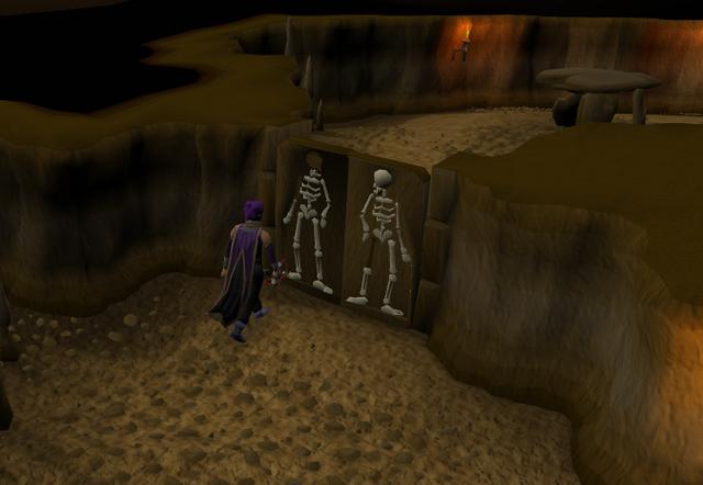 File:Shilo village - skeleton door.png