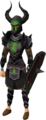 Black heraldic armour set 4 (sk) equipped.png