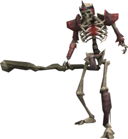 Skeleton mage (The Death of Chivalry)
